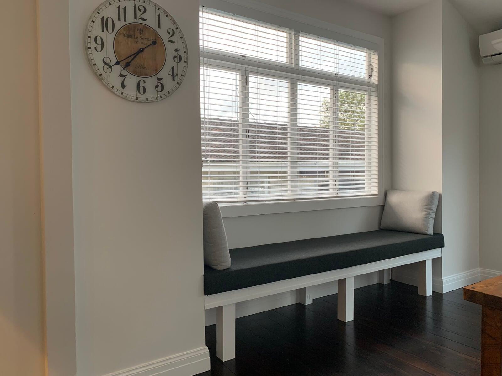Diy Window Seat Home Improvement Expo